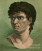 Junius Posters - Brutus, Roman Politician Poster by Photo Researchers