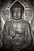Enlightenment Framed Prints - Buddha Framed Print by Marius Sipa