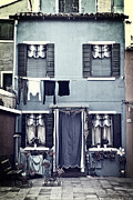 Curtains Photos - Burano by Joana Kruse