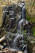 Buttermilk Falls Art - Buttermilk Falls by Mike Horvath