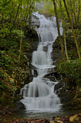 Buttermilk Photos - Buttermilk Falls by Stephen  Vecchiotti