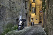 Alley Art - Cannobio - Italy by Joana Kruse