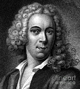 Taxonomist Posters - Carl Linnaeus, Swedish Botanist, Father Poster by Science Source