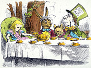 Carroll: Alice, 1865 Print by Granger