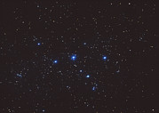Cassiopeia Constellation Prints - Cassiopeia Constellation Print by John Sanford