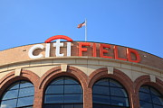 New York Mets Stadium Photo Prints - Citi Field - New York Mets Print by Frank Romeo