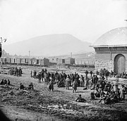 Depot Photos - Civil War: Prisoners, 1864 by Granger