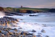Edge Prints - Classiebawn Castle, Mullaghmore, Co Print by Gareth McCormack