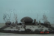 Landscapes Sculptures - Clay by Lihuabing Lihuabing
