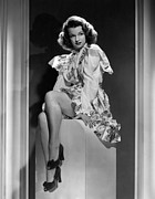Lounging Framed Prints - Dale Evans 1912-2001, American Actress Framed Print by Everett