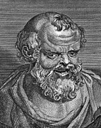 4th Posters - DEMOCRITUS (c460-c370 B.C.) Poster by Granger