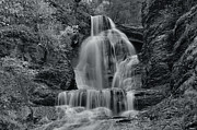Dingmans Falls Photos - Dingmans Falls by Stephen  Vecchiotti