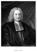 Monsoons Framed Prints - Edmond Halley, English Polymath Framed Print by Science Source