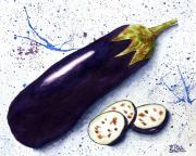 Italian Kitchen Originals - Eggplant for Lunch by Rich Stedman