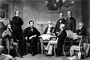 Emancipation Prints - Emancipation Proclamation Print by Photo Researchers