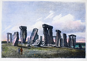 Cooke Photos - England: Stonehenge by Granger