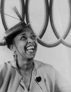 Laughing Posters - Ethel Waters (1896-1977) Poster by Granger