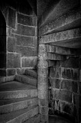 Spiral Staircase Photos - Fort knox by Chad Tracy