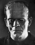 Boris Prints - Frankenstein, 1931 Print by Granger