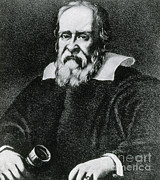 Observation Posters - Galileo Galilei, Italian Polymath Poster by Science Source