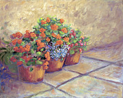 SharonJoy Mason - Geraniums