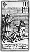 Conspirator Framed Prints - Guy Fawkes (1570-1606) Framed Print by Granger