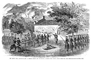 Abolition Metal Prints - Harpers Ferry, 1859 Metal Print by Granger