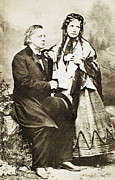 Abolition Framed Prints - Henry Ward Beecher Framed Print by Granger