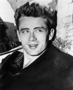 1950s Fashion Prints - James Dean (1931-1955) Print by Granger