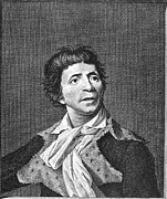 Jean-paul Marat (1743-1793) Print by Granger