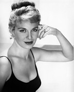 Hair Bun Acrylic Prints - Joanne Woodward, Ca. 1950s Acrylic Print by Everett