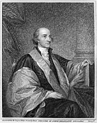 Chief Justice Framed Prints - John Jay (1745-1829) Framed Print by Granger