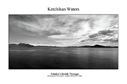 Signed Photo Posters - Ketchikan Waters Poster by William Jones