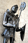 Armor Photos - Knight armor. by Fernando Barozza