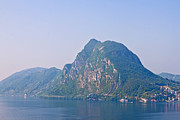 Travel Photos - Lago di Lugano by Joana Kruse