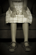 Sitting Photos - Legs Of A Girl by Joana Kruse