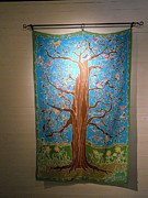Environment Tapestries - Textiles - Life by Rollin Kocsis
