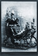 Sex Symbol Photo Prints - Lillian Russell 1861-1922, American Print by Everett