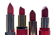 Lipstick Photos - Lipsticks by Bernard Jaubert