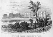 Sussex Framed Prints - London: Regents Park Framed Print by Granger