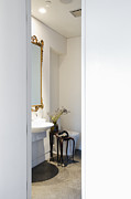 Flooring Prints - Luxury Bathroom Print by Andersen Ross