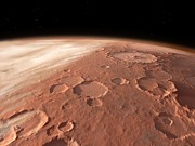Copernicus Prints - Martian Surface, Artwork Print by Walter Myers