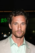 Sahara Photos - Matthew Mcconaughey At Arrivals by Everett