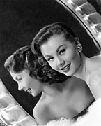 Mitzi Prints - Mitzi Gaynor, Ca. Early 1950s Print by Everett
