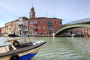Waterways Art - Murano by Joana Kruse
