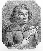 Nicolaus Copernicus, Polish Astronomer Print by Omikron
