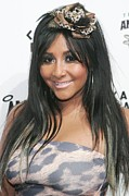 Nicole Snooki Polizzi At Arrivals Print by Everett