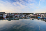 Kernow Prints - Padstow Print by Carl Whitfield