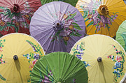 Handcrafted Art - Paper umbrellas by Stefano Baldini