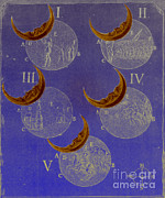 Featured Art - Phases Of An Eclipse by Science Source